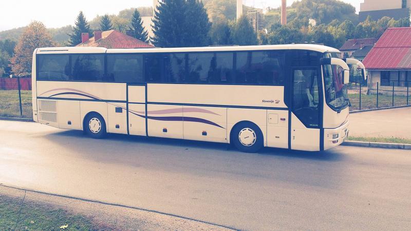 Avtobusni prevozi, Ivan Potočnik s.p.