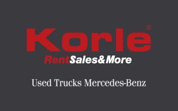 Korle d.o.o., uvoz rabljenih vlečnih vozil Mercedes Benz
