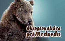 Okrepčevalnica pri Medvedu