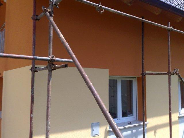 Zaključna gradbena dela Edi, izdelava fasad in ometov, Edin Abdić s.p.