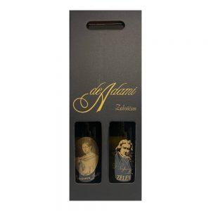 Vinska klet Zaloščan, vina De Adami