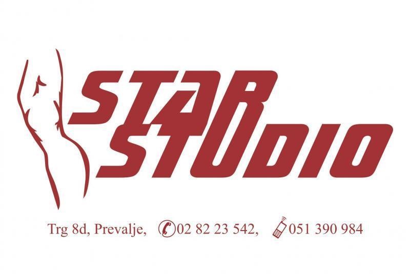Kozmetični salon Star studio, Monika Paternoster, s.p.