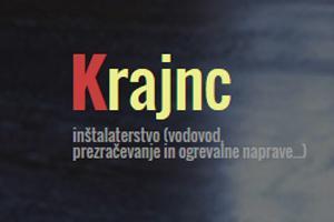 Inštalaterstvo Krajnc