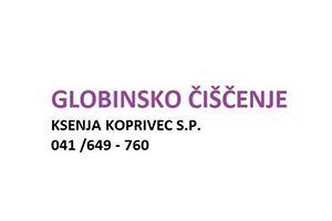Globinsko Čiščenje Ksenja Koprivec s.p.