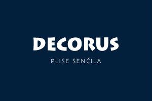 Decorus, izdelava in montaža senčil, Sanda Kürbus-Zore s.p.