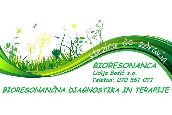 Stezica do zdravja, bioresonanca, Lidija Božič s.p.