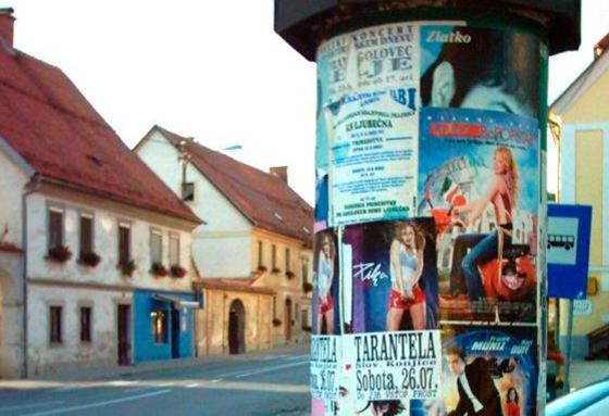 Oglaševanje - plakatiranje, Črt Kozlovič s.p.