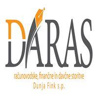 Računovodske, finančne in davčne storitve Daras,  Dunja Fink s.p.