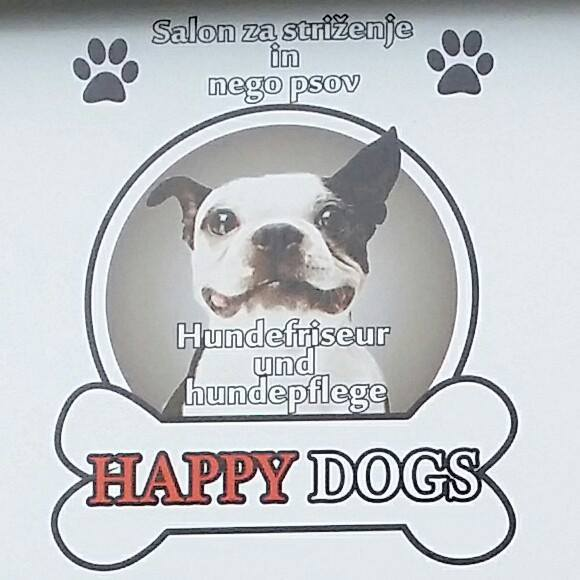 Happy Dogs, salon za striženje in nego psov