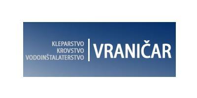 Kleparstvo, krovstvo in vodoinštalaterstvo Milan Vraničar s.p.
