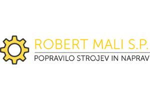 Popravilo in servisiranje gradbene mehanizacije Robert Mali s.p.