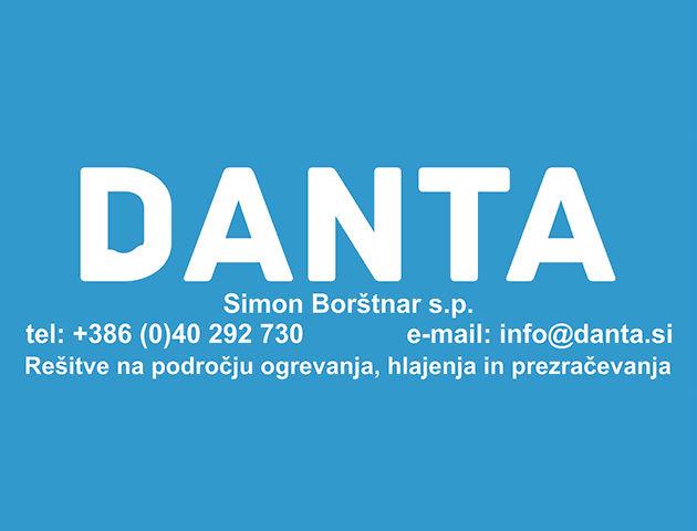 Danta, Simon Borštnar, s.p., ogrevanje, hlajenje in prezračevanje
