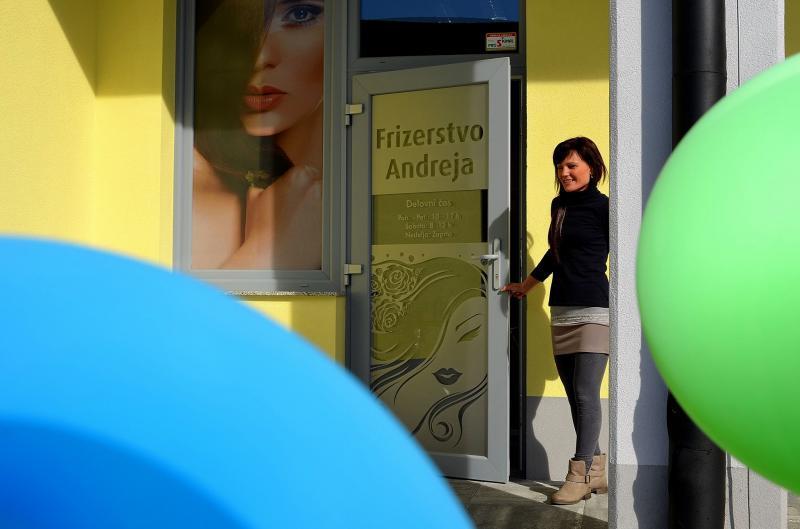 Frizerstvo Andreja, Andreja Strožer s.p.