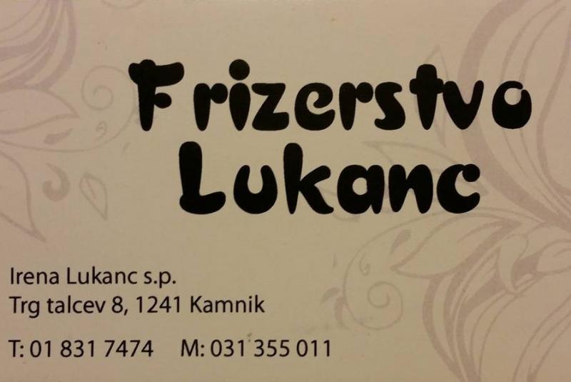Frizerstvo Lukanc, Irena Lukanc s.p.