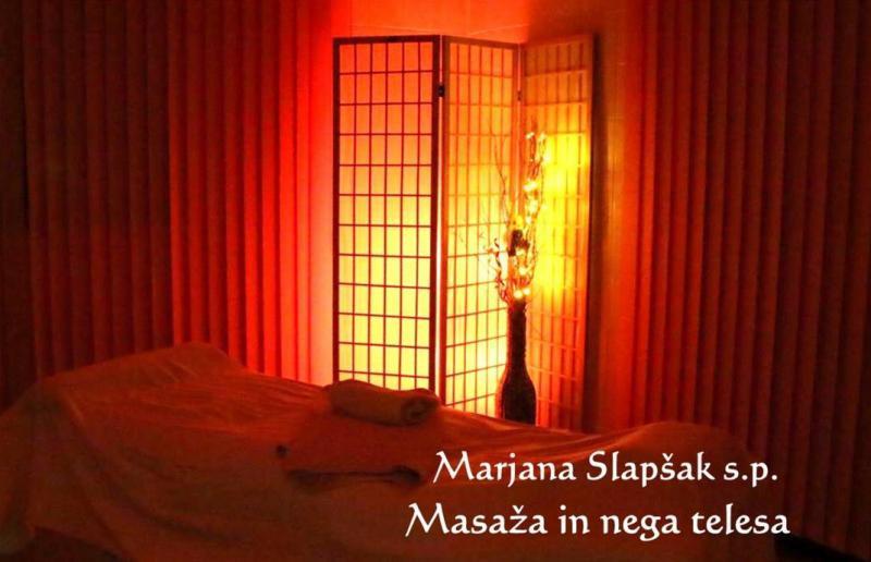 Masaža, nega telesa in kozmetične storitve, Marjana Slapšak,s.p.