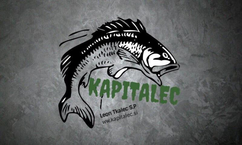 Kapitalec, spletna trgovina z ribiško opremo