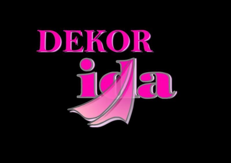 Dekor Ida, tekstilna notranja dekoracija, Ida Leban s.p.
