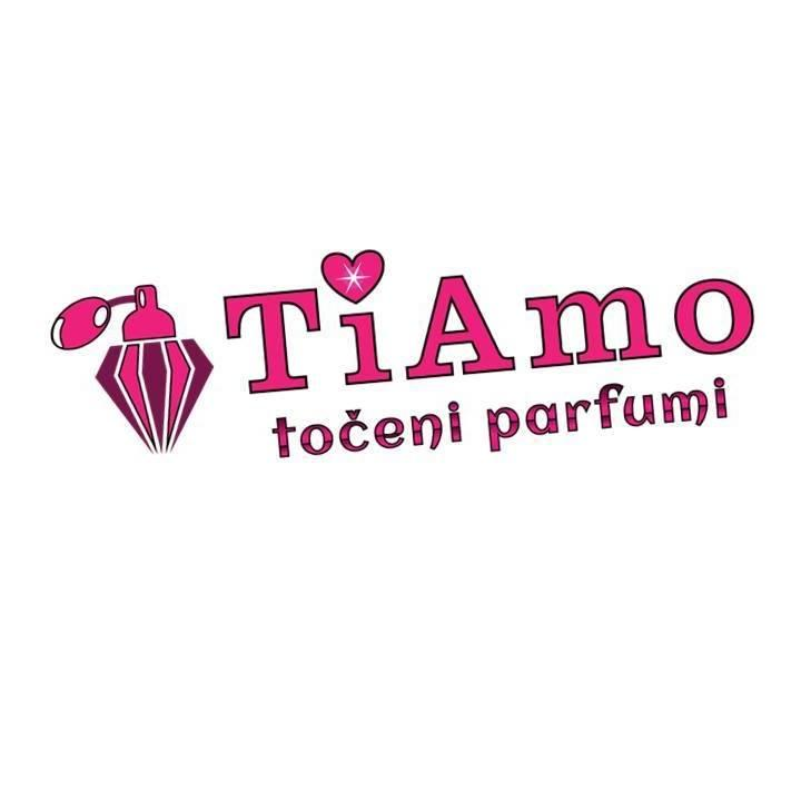 Ti Amo, točeni parfumi, Mitja Zorman s.p.