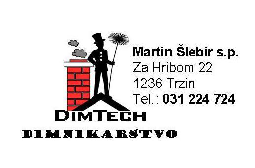 Dimtech dimnikarstvo, Martin Šlebir s.p.