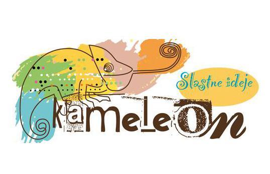 Kameleon - Slastne ideje, peka peciva, Ines Šentjurc s.p.