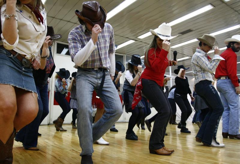 Country line dance, Plesni center MST, Sabina Draganič s.p.