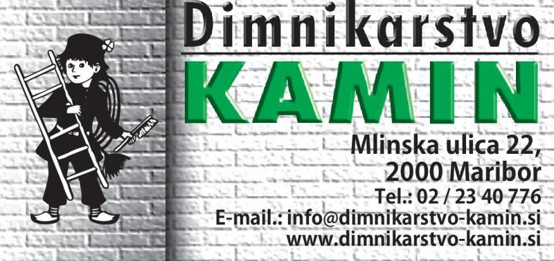 Dimnikarstvo Kamin, dimnikarske storitve d.o.o.