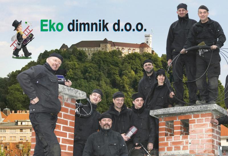Eko dimnik, dimnikarstvo, ogrevanje, svetovanje in nadzor d.o.o.