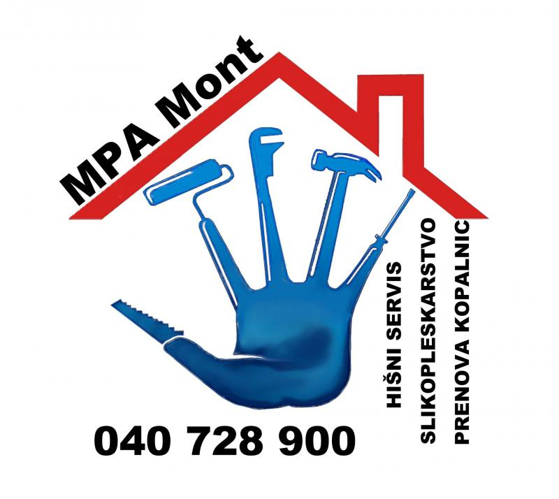 MPA Mont, montaža konstrukcij Mitja Kremžar s.p.