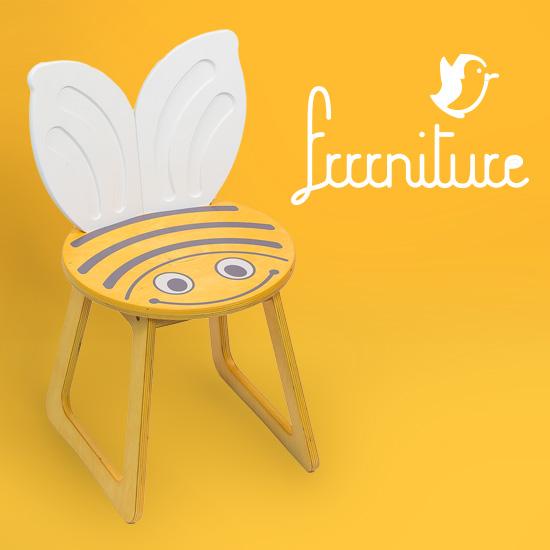 Frrrniture otroško pohištvo
