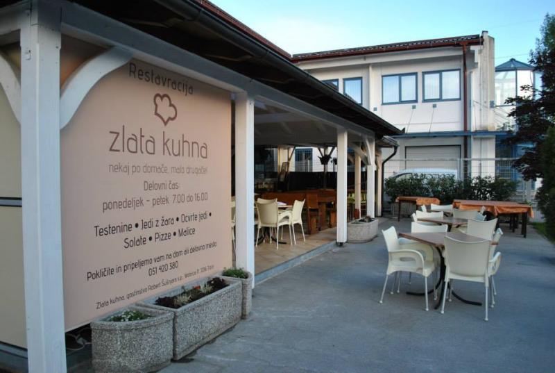 Restavracija Zlata Kuhna