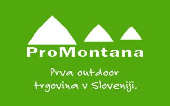ProMontana, alpinistična in gorniška oprema