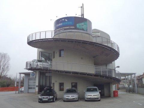 Avtomag, poblaščeni serviser za vozila Volkswagen in Audi