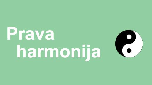 Prava harmonija, spletna trgovina in storitve, d.o.o.