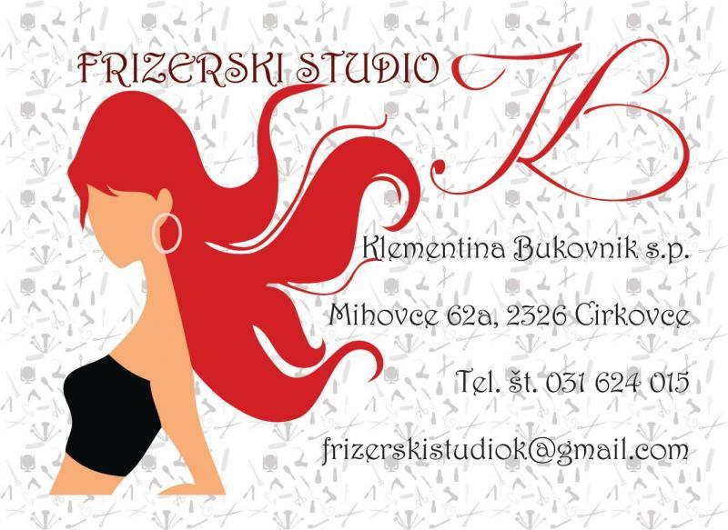 Frizerski studio K, Klementina Bukovnik s.p.