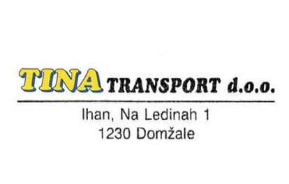 Tina transport, prevoza blaga v hladni verigi