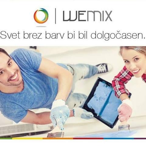 Wemix int. d.o.o., prodaja barv in lakov Sigma Coatings in Arbo
