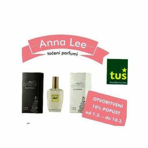 Točeni parfumi Anna Lee, Renata Korez s.p.