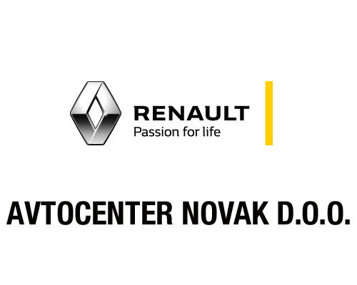 Avtocenter Novak d.o.o., prodaja Renault in Dacia vozil