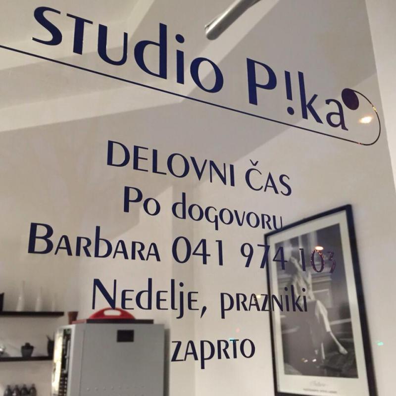 Frizerski studio Pika, Barbara Veber s.p.