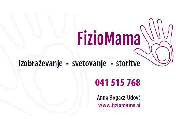 FizioMama, obporodna fizioterapija