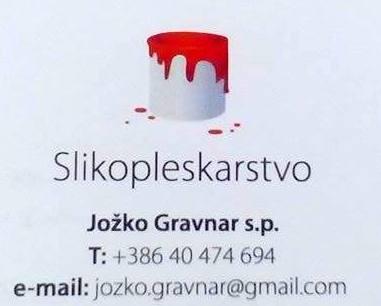 Slikopleskarstvo in unikatne dekoracije, Jože Glavnar s.p.