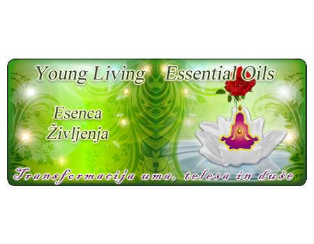 Esenca Življenja - Young Living eterična olja, Matteus Mavrica s.p.