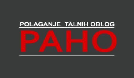 Parketarstvo Paho, polaganje talnih oblog