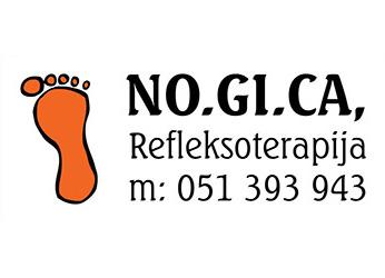 NO.GI.CA, refleksoterapija, Dagmar Podgornik s.p.