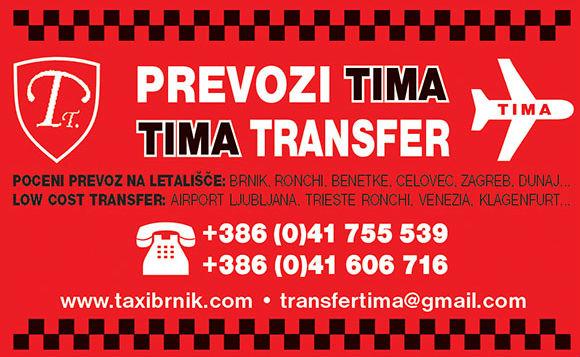 Prevozi Tima Transfer d.o.o.
