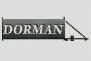 Dorman, avtomatska vrata