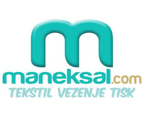 Maneksal.com, tekstil, vezanje in tisk