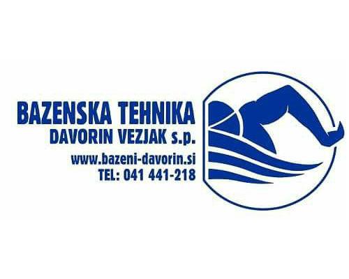 Montaža kopalnih bazenov - bazenska tehnika, Davorin Vezjak s.p., Kungota