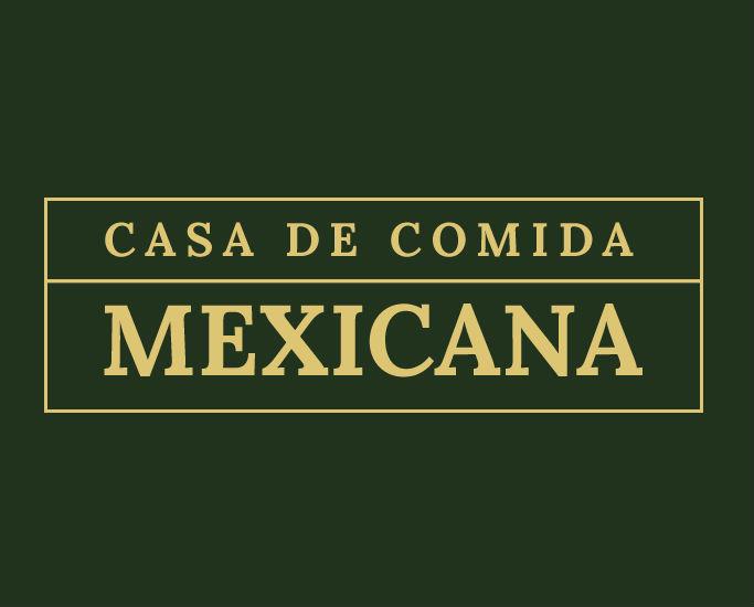 Mehiška restavracija Mexicana - Casa de comida, Domžale
