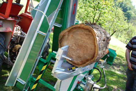 Hrust d.o.o., izdelava kmetijsko-gozdarskih strojev, Tržišče